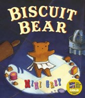 Biscuit Bear | Mini Grey |