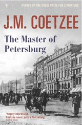 Master of petersburg | J M Coetzee |