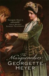 Masqueraders | Georgette Heyer |