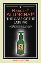 Case Of The Late Pig | Margery Allingham |
