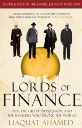 Lords of Finance | Liaquat Ahamed |
