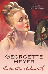 Detection Unlimited | Georgette Heyer |
