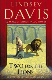 Two for lions | Lindsey Davis |