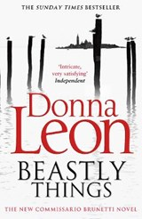 Beastly Things | Donna Leon |