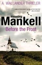 Before The Frost | Henning Mankell |