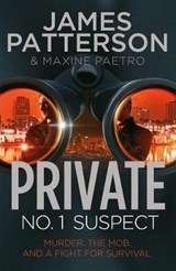 Private: no 1 subject | James Patterson |