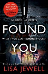 I Found You | Lisa Jewell |