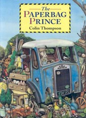 Paperbag Prince | Colin Thompson |