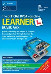 official DVSA complete learner driver pack