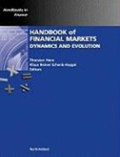 Handbook of Financial Markets: Dynamics and Evolution |  |
