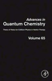 Advances in Quantum Chemistry 65. Theory of Heavy Ion Physics in Medicine