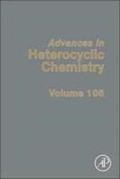 Advances in Heterocyclic Chemistry, Volume