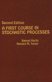 A First Course in Stochastic Processes | Samuel Karlin |