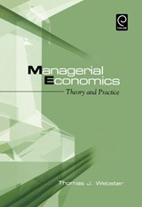 Managerial Economics | Thomas J. Webster |