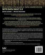 Building a Scalable Data Warehouse with Data Vault 2.0 | Dan Linstedt; Michael Olschimke |