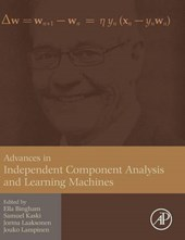 Advances in Independent Component Analysis and Learning Machines