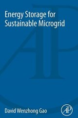 Energy Storage for Sustainable Microgrid | David Wenzhong Gao |