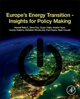 Europe's Energy Transition | Manuel Welsch |