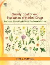 Quality Control and Evaluation of Herbal Drugs
