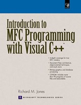 Introduction to MFC Programming with Visual C++ | Richard M. Jones |
