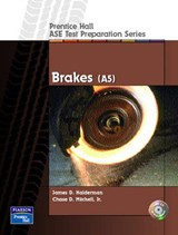 Brakes | Halderman, James D. ; Mitchell, Chase D. |