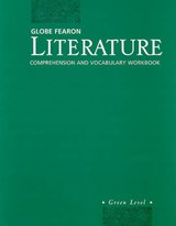 Globe Fearon Literature Comprehension and Vocabulary Workbook, Green Level | auteur onbekend |