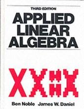 Applied Linear Algebra