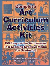 Complete Art Curriculum Activities Kit