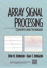 Array Signal Processing | Don H. Johnson |
