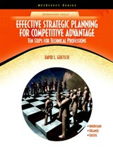 Effective Strategic Planning For Competitive Advantage | David L. Goetsch |