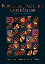 Numerical Methods Using MATLAB | John H. Mathews |