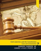 Civil Liberties and the Constitution | Lucius J. Barker |