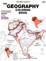 The Geography Coloring Bok | Wynn Kapit |