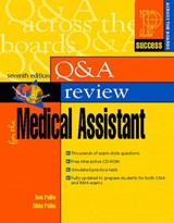 Prentice Hall Health Q & A Review For The Medical Assistant | Palko, Tom ; Palko, Hilda |