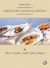 Profitable Menu Planning [With CDROM]
