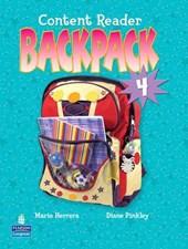 Backpack 4 Content Reader