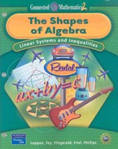 Prentice Hall Connected Mathematics Shapes of Algebra Student Edition (Softcover) 2006c