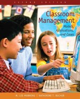 Classroom Management | M. Lee Manning |