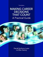 Making Career Decisions That Count | Luzzo, Darrell Anthony; Severy, Lisa Ellen |