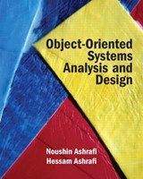 Object-Oriented Systems Analysis and Design | Noushin Ashrafi |