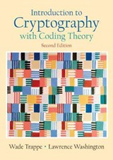 Introduction to Cryptography | Trappe, Wade; Washington, Lawrence C. |