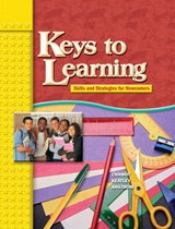 Keys to Learning Workbook | Kristina A. Anstrom; Anna Uhl Chamot; Catharine W. Keatley |