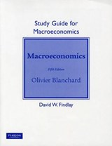 Study Guide for Macroeconomics | David Findlay |