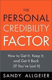 The Personal Credibility Factor