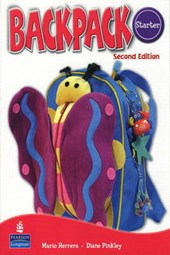 Backpack Starter Workbook with Audio CD