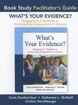 What's Your Evidence? | Carla L. Zembal-Saul |