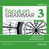 Focus on Grammar 3 Classroom Audio CDs | Fuchs |