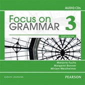 Focus on Grammar 3 Classroom Audio CDs