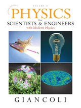 Physics for Scientists & Engineers | Douglas C. Giancoli |
