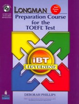Longman Preparation Course for the TOEFL Test [With CDROM and CD (Audio)] | Phillips |